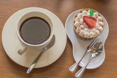 Sweetmeat, café imagens de stock