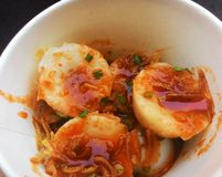 Sweetmeat. Jpeg sweetmeat food phuket southern of thailand tradition food chinese food Keam-Koi Stock Image