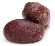 Sweetmeat Named as Kalojam in Indian Subcontinent Stock Image