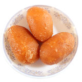 Sweetmeat or Roshgollah Stock Photos