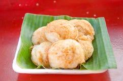 Sweetmeat tailandês Fotografia de Stock