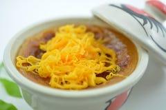 Sweetmeat Thai Royalty Free Stock Photo
