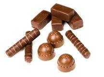 sweetmeats Arkivbild