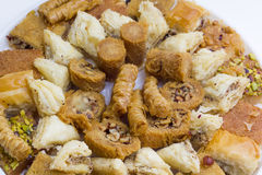 Sweetmeats Fotografia de Stock Royalty Free