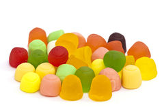 Sweetmeats goodies lollipop candy Stock Photography