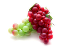 The sweetness of the grapes royalty free stock image