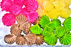 Sweetness jelly in thailand Stock Photo