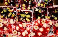 sweetnesses wschodni traditoin Zdjęcia Royalty Free