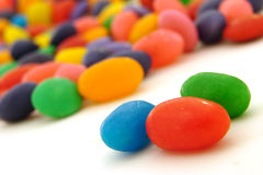 Sweets. A lot of colorful sweets Stock Image