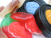 Sweets. Penny sweets Royalty Free Stock Photography