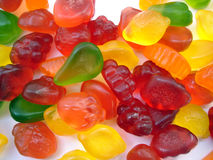 Sweets. Gummy Royalty Free Stock Photography