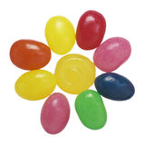 Sweets. Isolated Royalty Free Stock Images