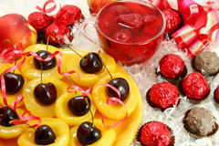 Free Sweets And Fruit Stock Image - 6666101