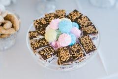 Sweets bar Royalty Free Stock Photos