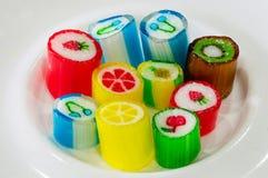 sweets barwny Zdjęcie Royalty Free