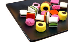 Sweets candy stock photography