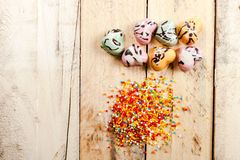 Sweets and candy. Royalty Free Stock Photos