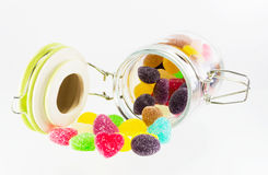 Sweets candy isolated Royalty Free Stock Image