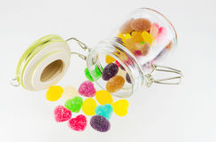 Sweets candy isolated Royalty Free Stock Images