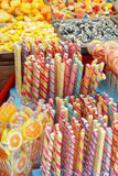 Sweets and candy Stock Images