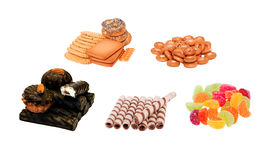 Sweets, confectionery Royalty Free Stock Photography