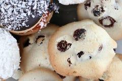 Sweets cookies Stock Photo