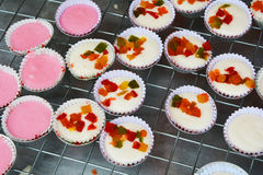 Sweets full cup Royalty Free Stock Images