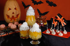 Sweets for Halloween Stock Images