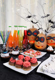 Sweets for Halloween Stock Image