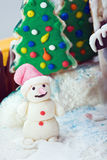 Sweets for the holiday merry christmas Royalty Free Stock Photos