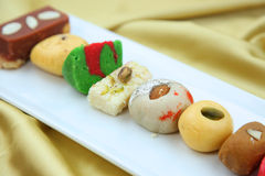 Sweets of India Stock Photography