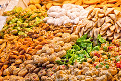 Sweets Marrakesh Stock Photo