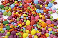 Sweets mixed selection Royalty Free Stock Image