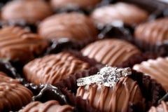 sweets niespodzianka Zdjęcie Stock