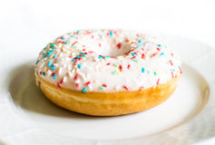 sweets pączkami Fotografia Royalty Free