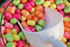 Sweets for sale Stock Images