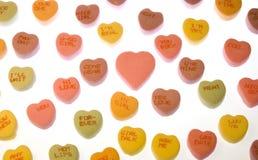 sweets serca Fotografia Stock
