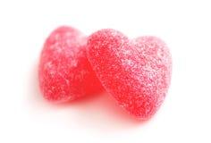sweets serca Zdjęcia Royalty Free
