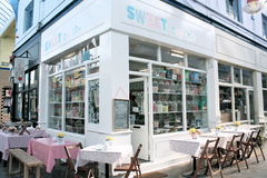 Sweets Shop Royalty Free Stock Photos