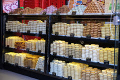 Sweets shops in Beijing Stock Images