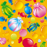 Sweets and sugar candies Stock Photo