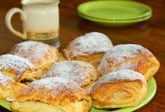 sweets szczegółów ciasta Obraz Royalty Free