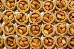 sweets tureckiego Fotografia Royalty Free
