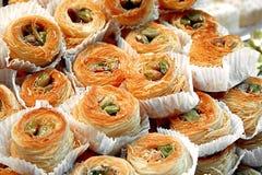 sweets tureckiego obrazy stock