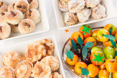 Sweets stock photography