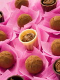 Sweets for Valentine's Day Stock Image