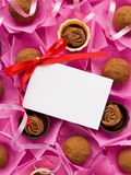 Sweets for Valentine's Day Stock Images