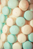 Sweets on the wedding table. Vintage color. Stock Photography