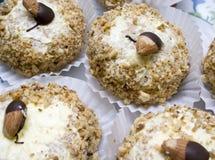 sweets wymyślny ciasta Fotografia Royalty Free