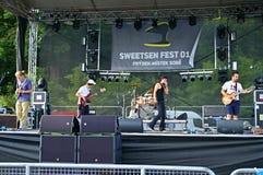 Sweetsen Fest 2014 Stock Foto's